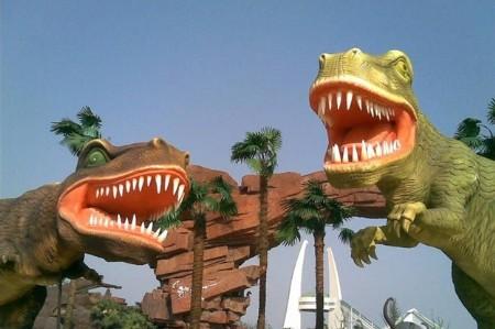 常州恐龙园景点图片图片大全 景区介绍 常州中华恐龙园